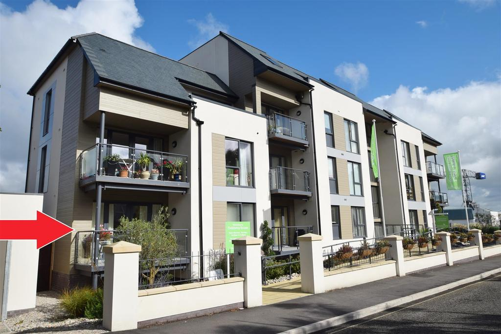 1 Bedroom Apartment Flat for sale in Trelawny House, Bar Road, Falmouth