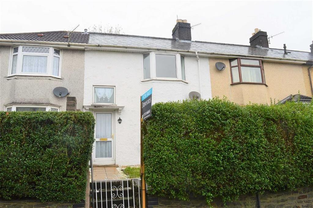 3 Bedrooms Terraced House for sale in St Johns Road, Swansea, SA5
