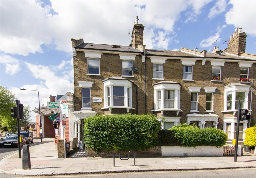 1 Bedroom Flat for sale in Mansfield Road, London