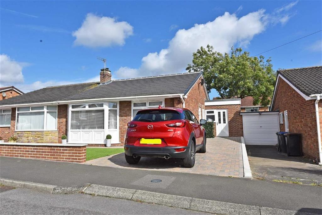 2 Bedrooms Semi Detached Bungalow for sale in Chester le Street