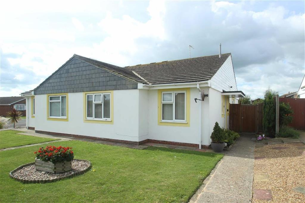 3 Bedrooms Semi Detached Bungalow for sale in Starboard Walk, Littlehampton, West Sussex