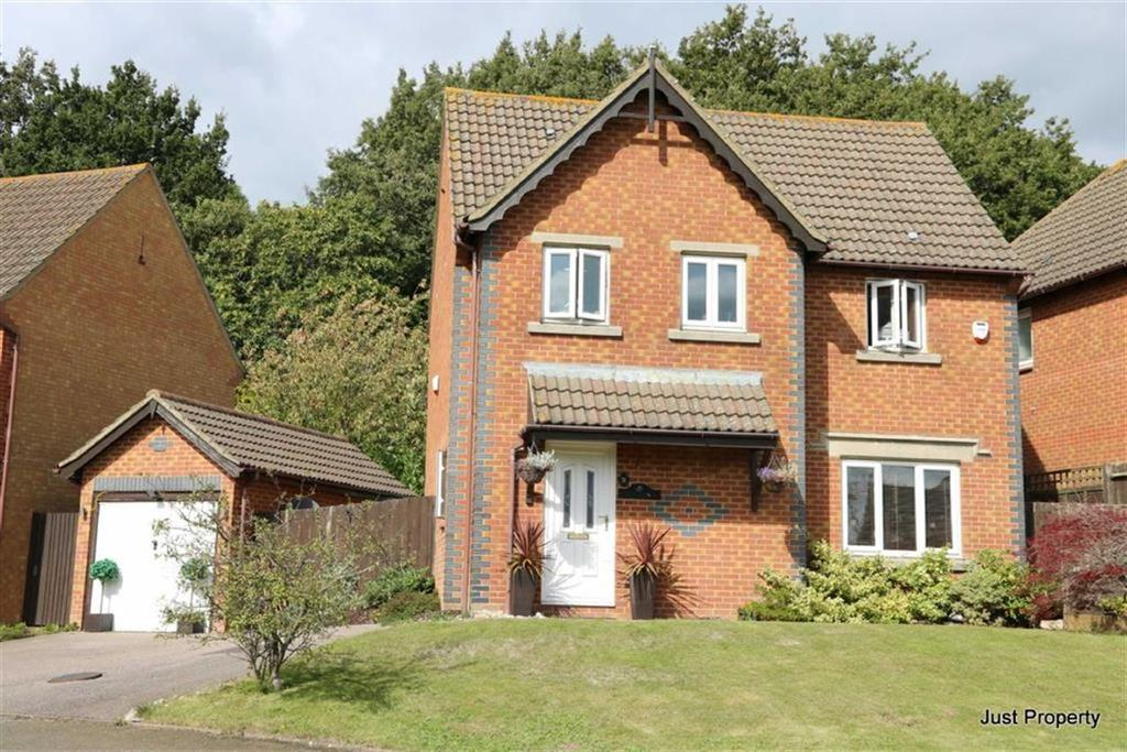 3 Bedrooms Detached House for sale in Mare Bay Close, St Leonards On Sea
