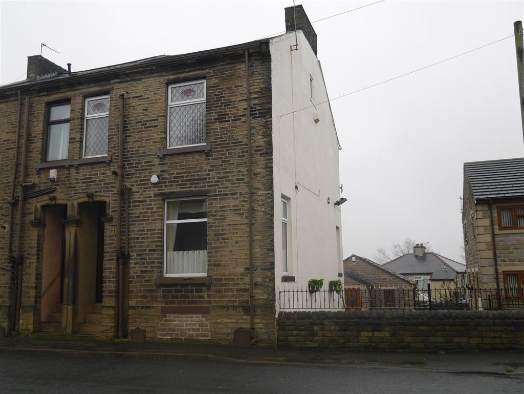 3 Bedrooms Semi Detached House for sale in Fagley Road, Fagley, Bradford , BD2 3LY