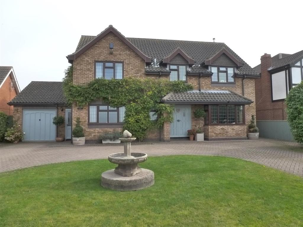4 Bedrooms Detached House for sale in Holton Road, Tetney
