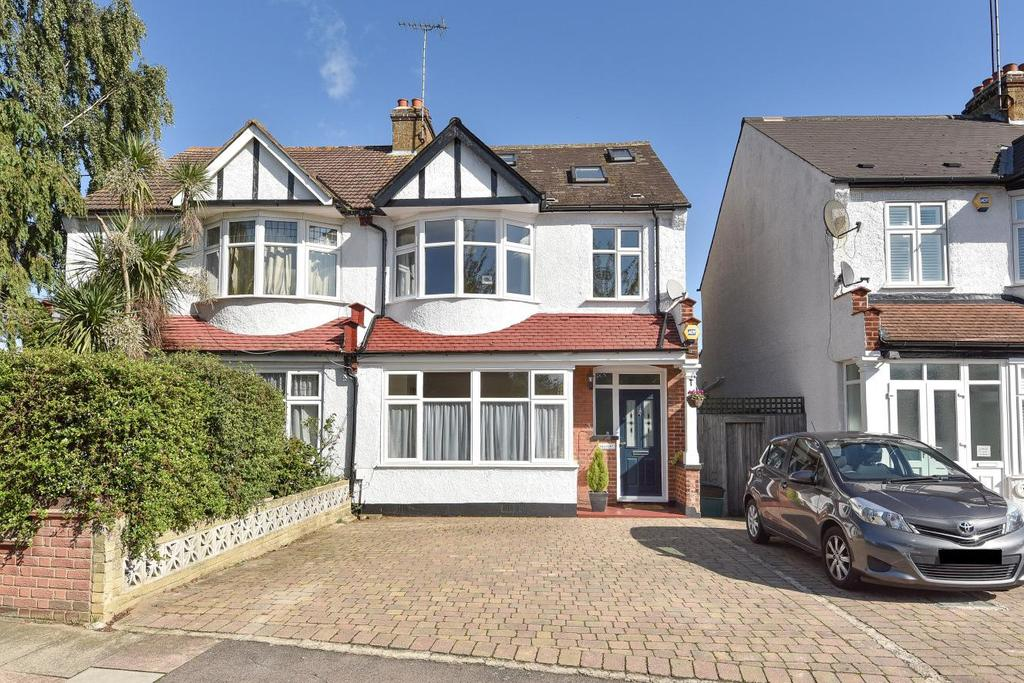 4 Bedrooms Semi Detached House for sale in Siward Road, Bromley