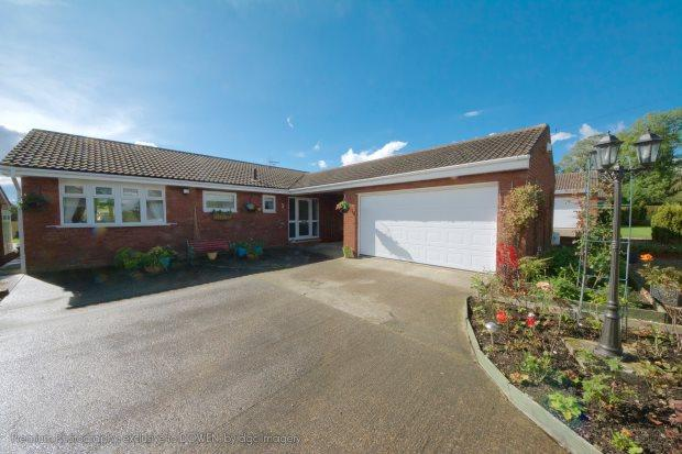 3 Bedrooms Detached Bungalow for sale in SOUTHLANDS, COXHOE, DURHAM CITY : VILLAGES EAST OF