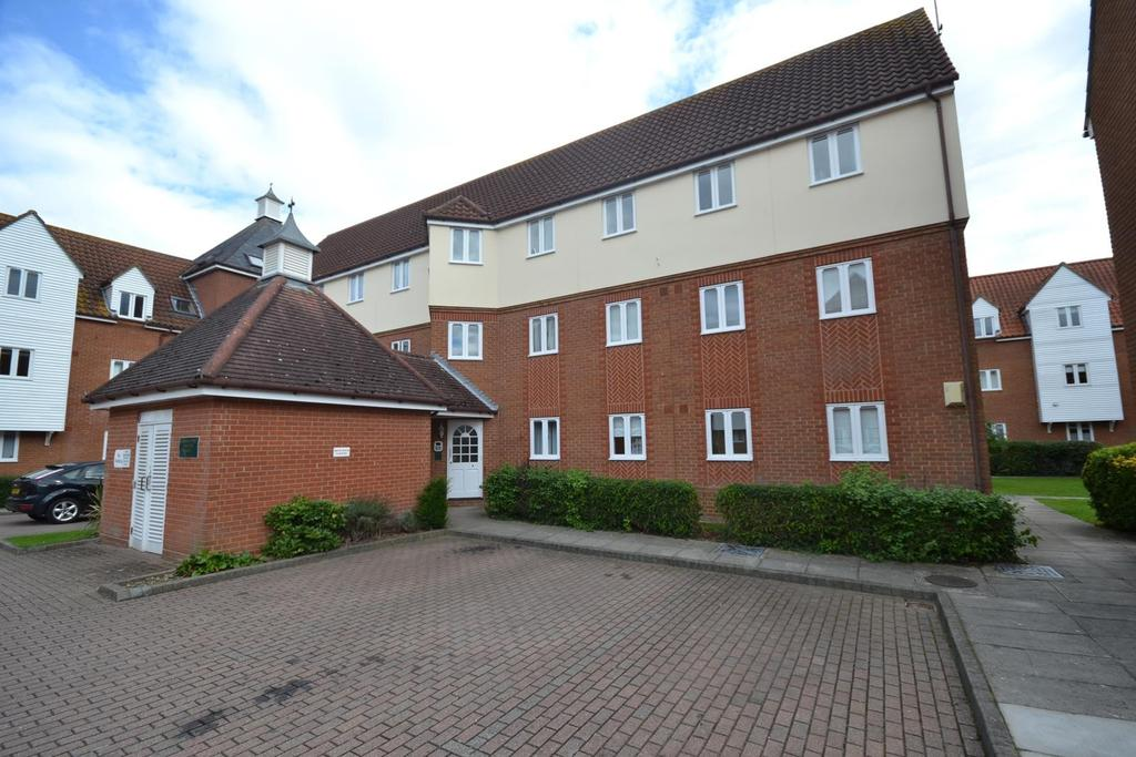 2 Bedrooms Apartment Flat for sale in Melba Court, Writtle, Chelmsford, Essex, CM1