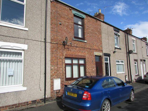 2 Bedrooms Terraced House for sale in MAGDALENE PLACE, FERRYHILL, SPENNYMOOR DISTRICT
