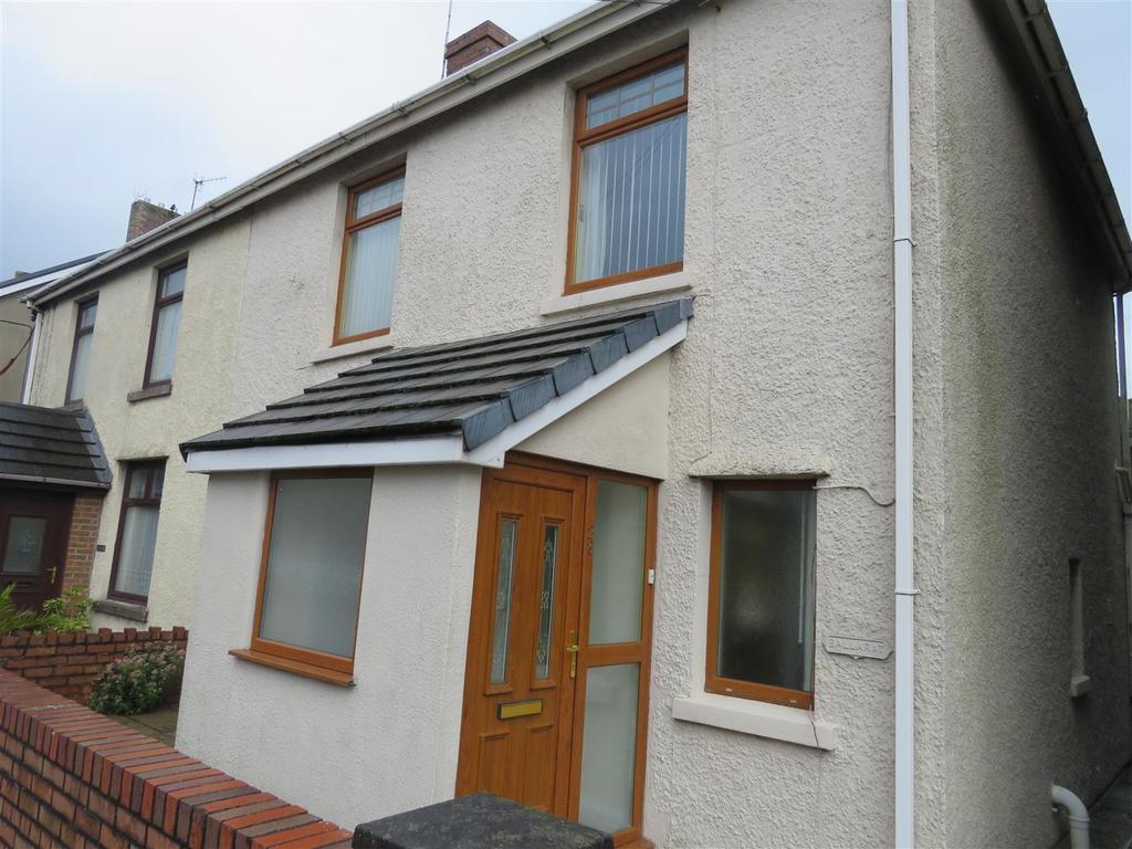 3 Bedrooms Semi Detached House for sale in Bassett Terrace, Llanelli