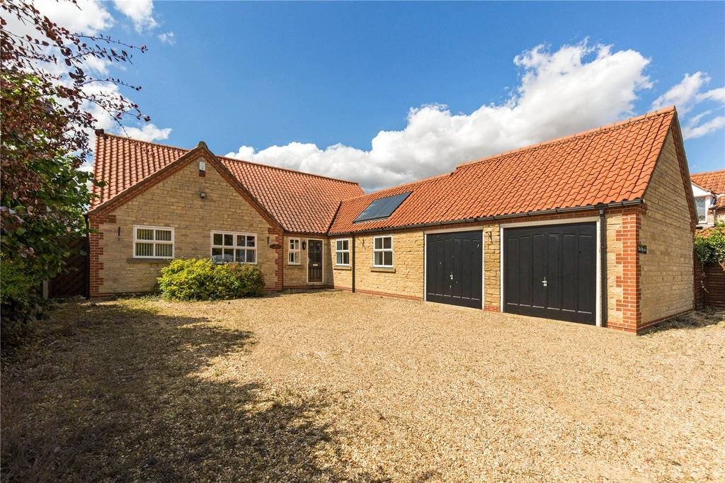 5 Bedrooms Detached Bungalow for sale in School Lane, Ropsley, Grantham, Lincolnshire, NG33
