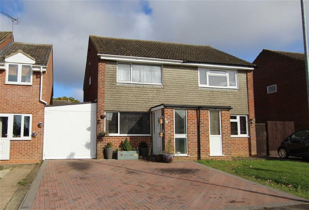 2 Bedrooms Semi Detached House for sale in 18, Dumas Cul De Sac, Brackley