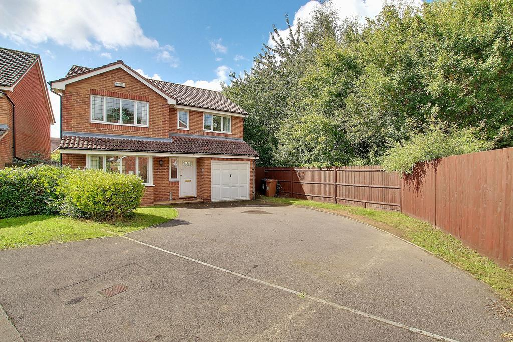 4 Bedrooms Detached House for sale in Nursling, Southampton