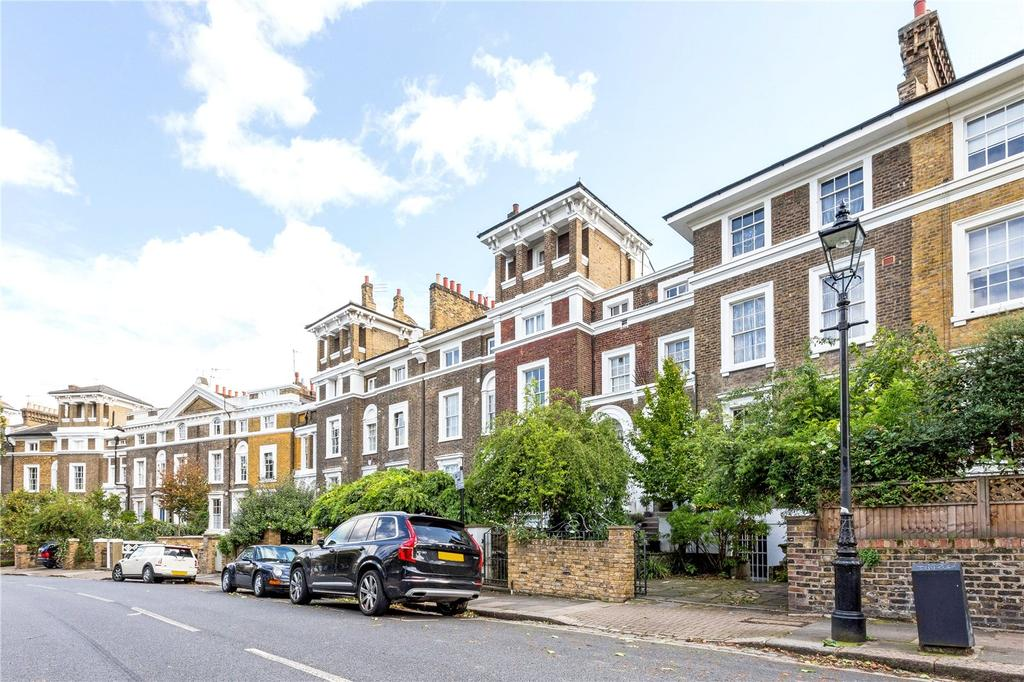 5 Bedrooms Terraced House for sale in Gloucester Crescent, Primrose Hill, London, NW1