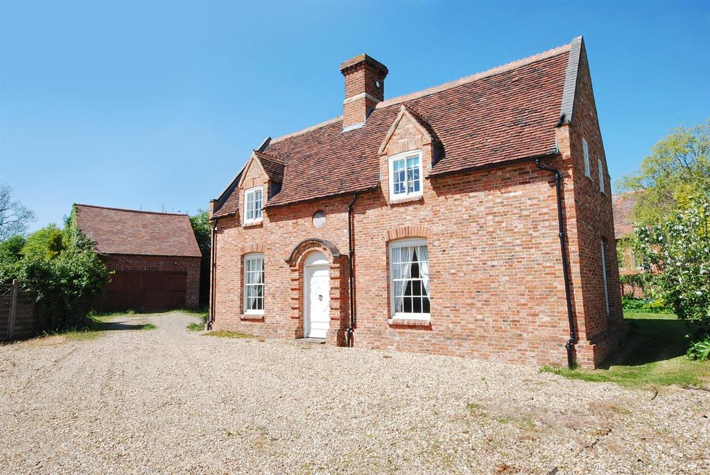 4 Bedrooms Detached House for sale in School Lane, Norwell, Newark