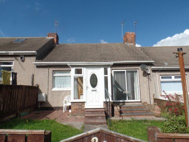2 Bedrooms Terraced Bungalow for sale in SUNDERLAND AVENUE, HORDEN, PETERLEE AREA VILLAGES