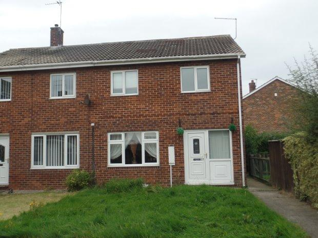 2 Bedrooms Semi Detached House for sale in BUCKINGHAM ROAD, PETERLEE, PETERLEE