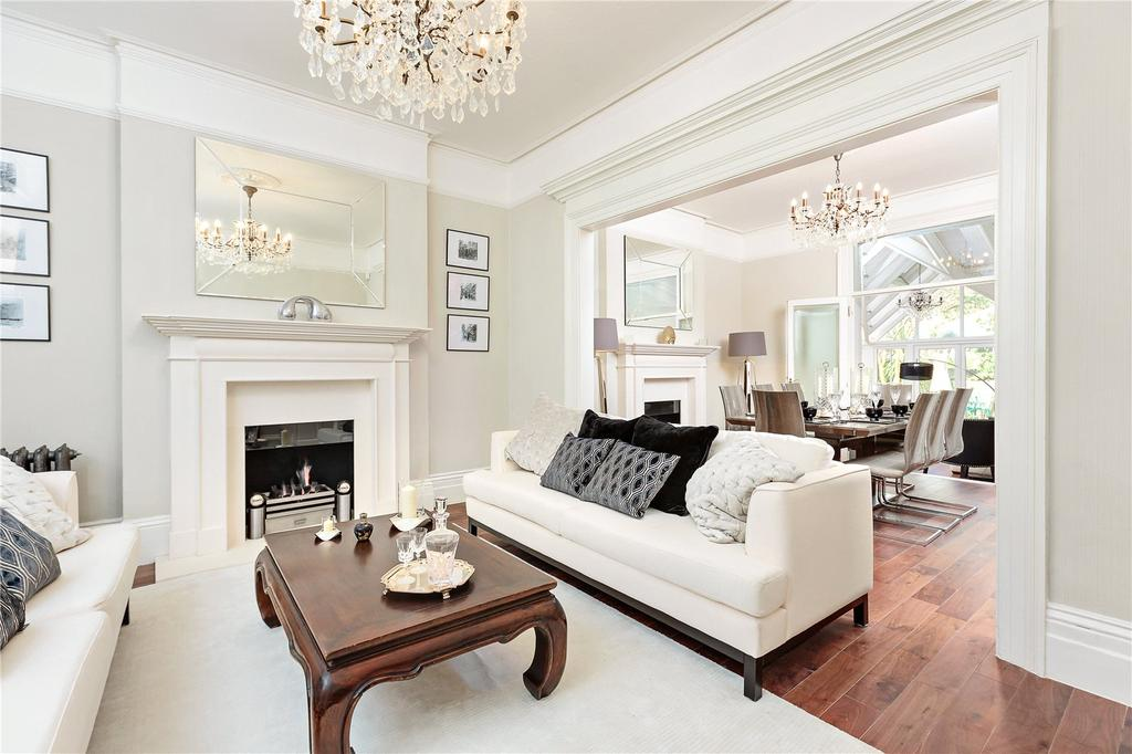 5 Bedrooms Semi Detached House for sale in Lichfield Gardens, Richmond, TW9