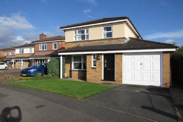 3 Bedrooms Detached House for sale in Crosslands Meadow, Colwick, Nottingham, NG4
