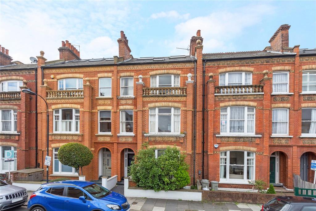 3 Bedrooms Maisonette Flat for sale in Buer Road, London, SW6