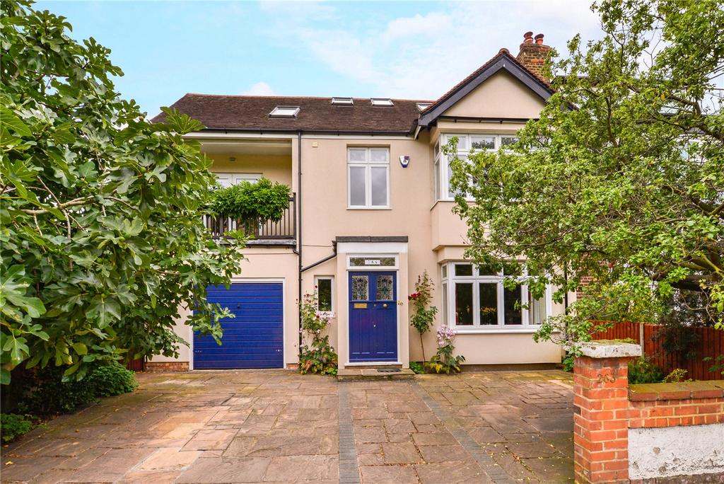 6 Bedrooms Semi Detached House for sale in Lonsdale Road, Barnes, London, SW13