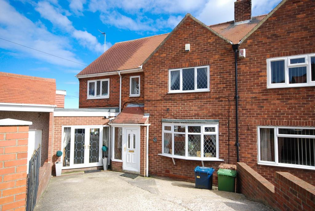 3 Bedrooms Semi Detached House for sale in Richmond, Ryhope