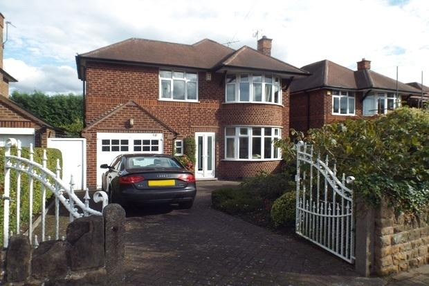 3 Bedrooms Detached House for sale in Thoresby Road, Bramcote, Nottingham, NG9