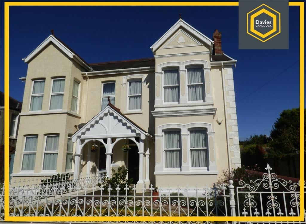 4 Bedrooms Semi Detached House for sale in 2 Stradey Park Avenue, Llanelli, Carmarthenshire