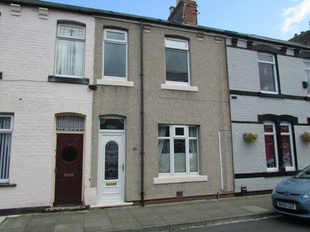 3 Bedrooms Terraced House for sale in WELLDECK ROAD, HART LANE, HARTLEPOOL