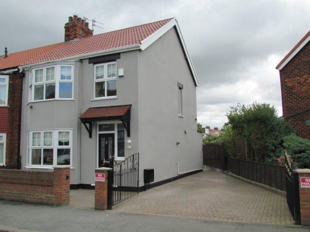3 Bedrooms Terraced House for sale in STOCKTON ROAD, STOCKTON ROAD, HARTLEPOOL