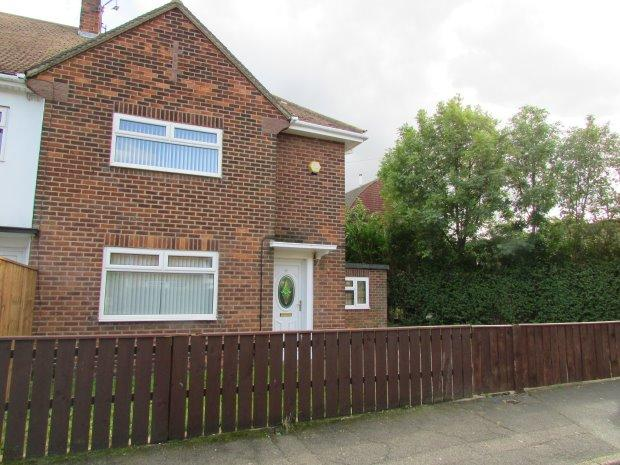 3 Bedrooms Terraced House for sale in RUNCIMAN ROAD, WEST VIEW, HARTLEPOOL