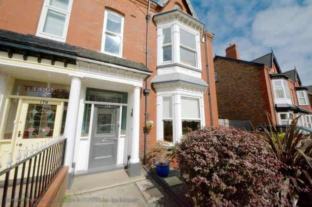 6 Bedrooms Semi Detached House for sale in PARK ROAD, PARK ROAD, HARTLEPOOL