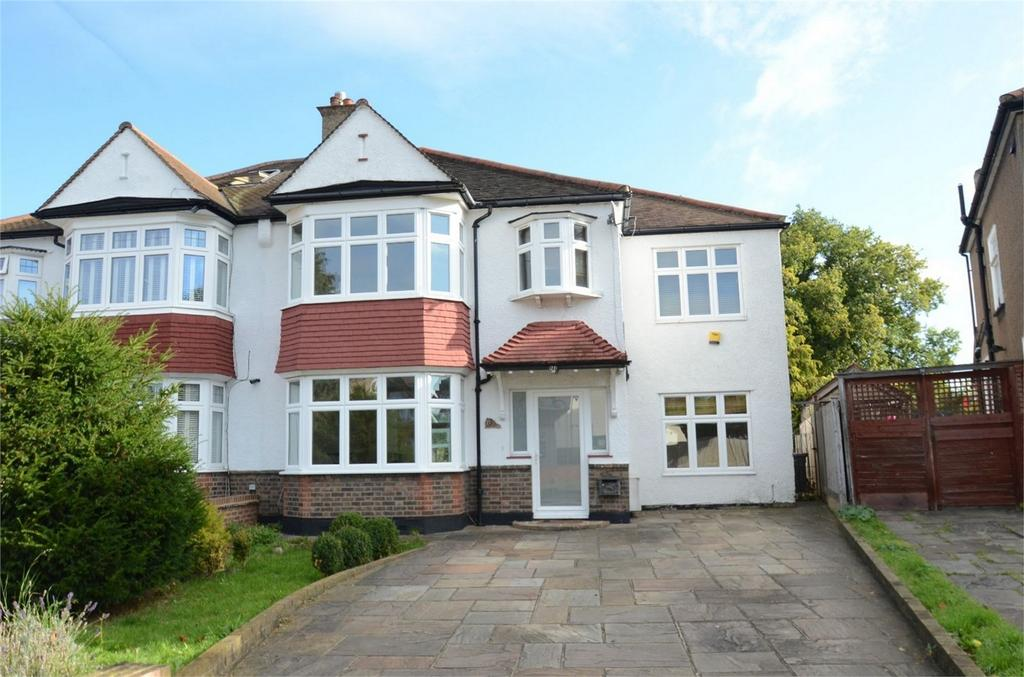 5 Bedrooms Semi Detached House for rent in Shirley Avenue, Croydon, Surrey