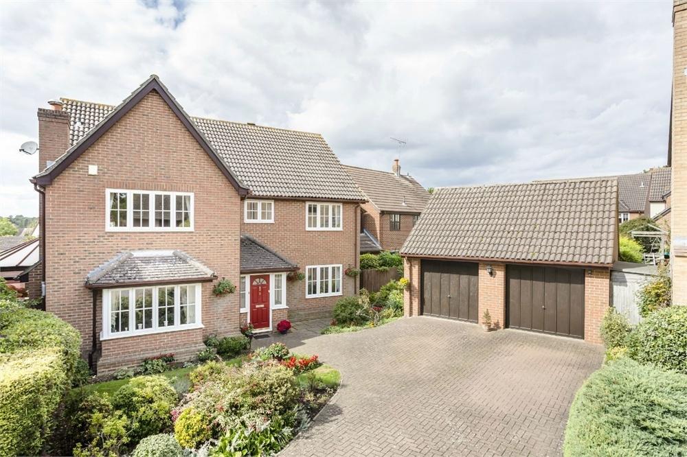7 Bedrooms Detached House for sale in The Wraglings, Beldams Lane, BISHOP'S STORTFORD, Hertfordshire