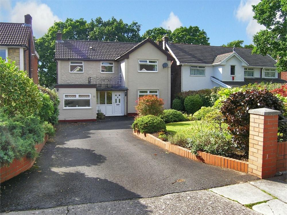 3 Bedrooms Detached House for sale in Rannoch Drive, Cyncoed, Cardiff