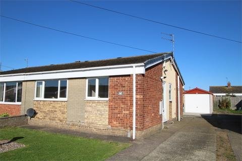 2 bedroom semi-detached bungalow to rent - Alured Garth, Hedon, East Riding of Yorkshire