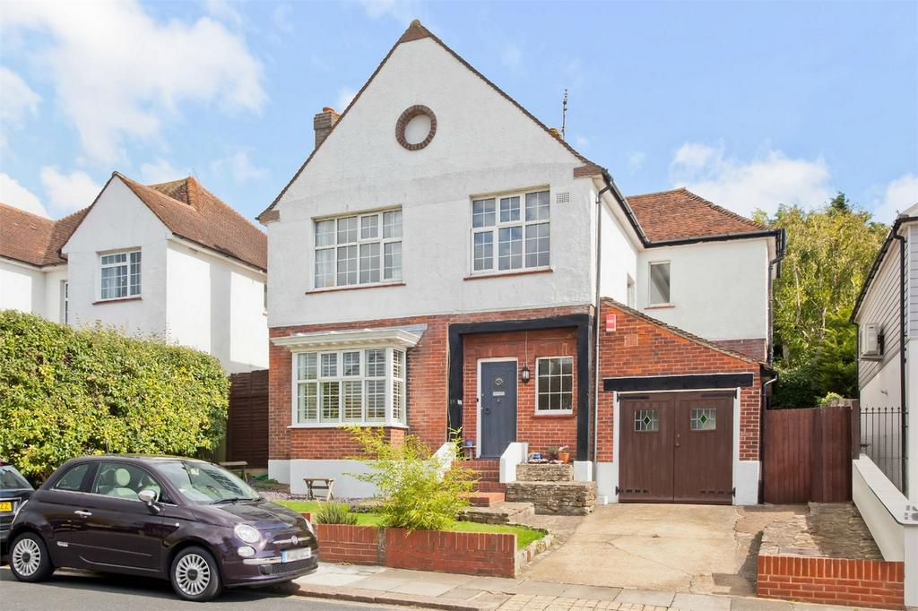 4 Bedrooms Detached House for sale in Bishops Road, HOVE, East Sussex