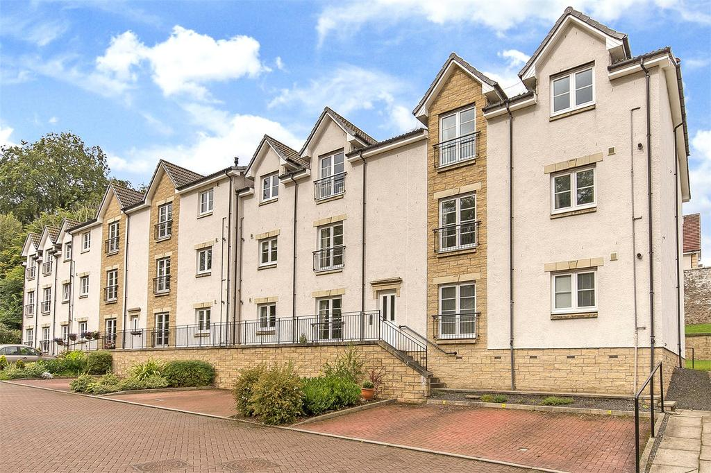 2 Bedrooms Flat for sale in 22B Cleeve Park, Perth, PH1
