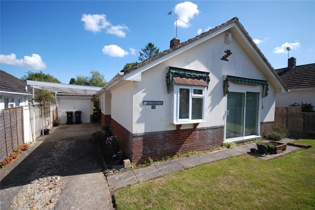 3 Bedrooms Detached House for sale in Blackwater Grove, Alderholt, Fordingbridge, SP6
