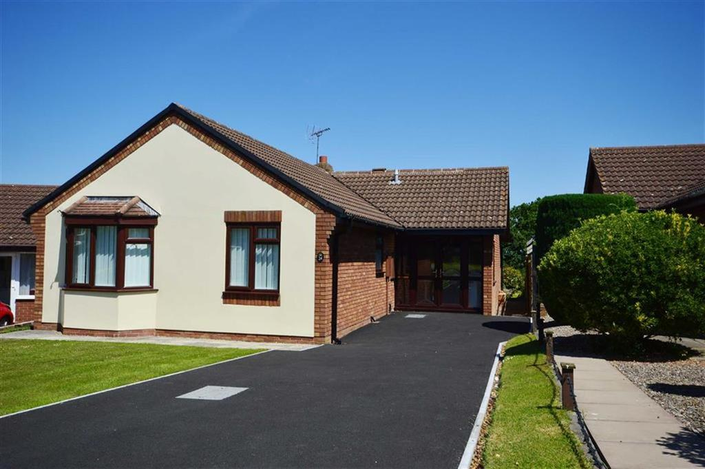 3 Bedrooms Detached Bungalow for sale in 24, Marlow Road, Leominster, Herefordshire, HR6