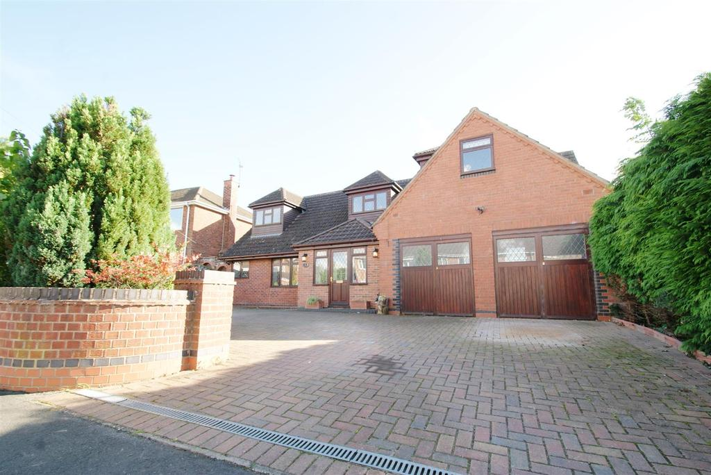 5 Bedrooms Detached House for sale in Hatherell Road, Radford Semele, Leamington Spa