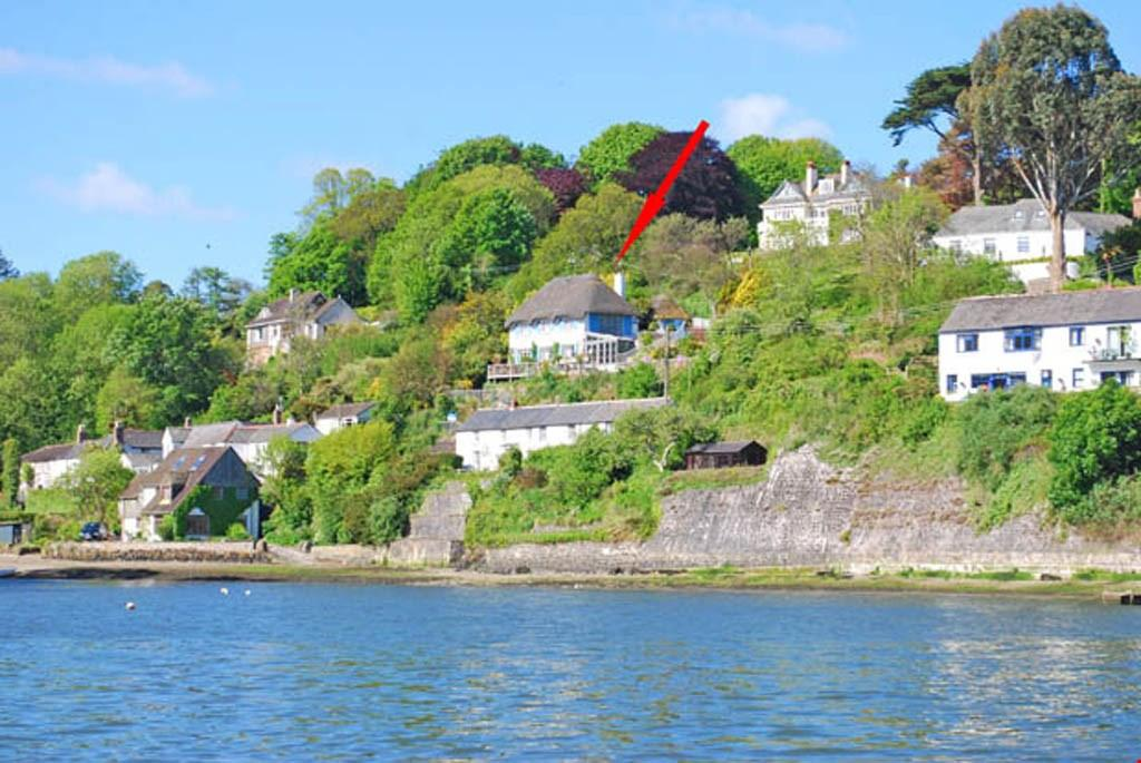3 Bedrooms Detached House for sale in Helford, Helford River, South Cornwall, TR12