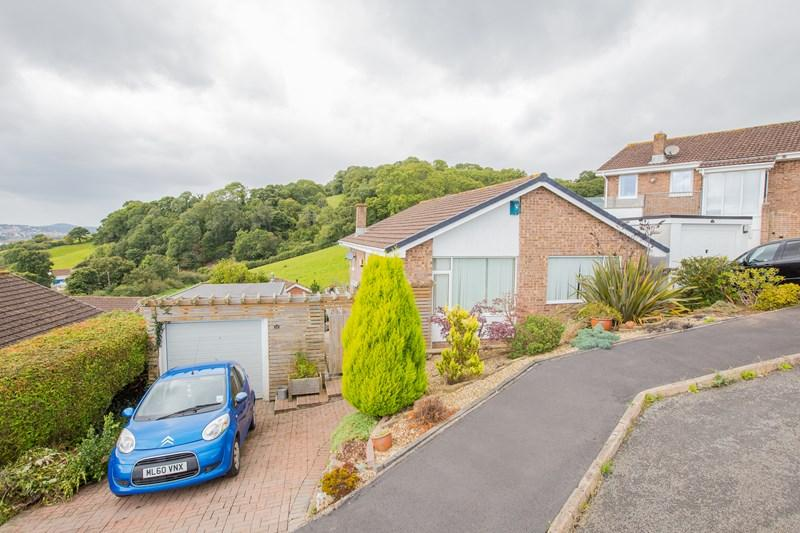 2 Bedrooms Detached Bungalow for sale in Grange Park, Bishopsteignton, TEIGNMOUTH