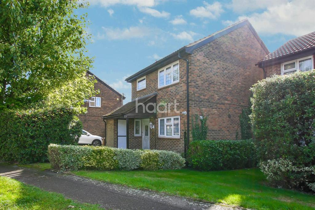 3 Bedrooms Detached House for sale in Oak Green, WD5