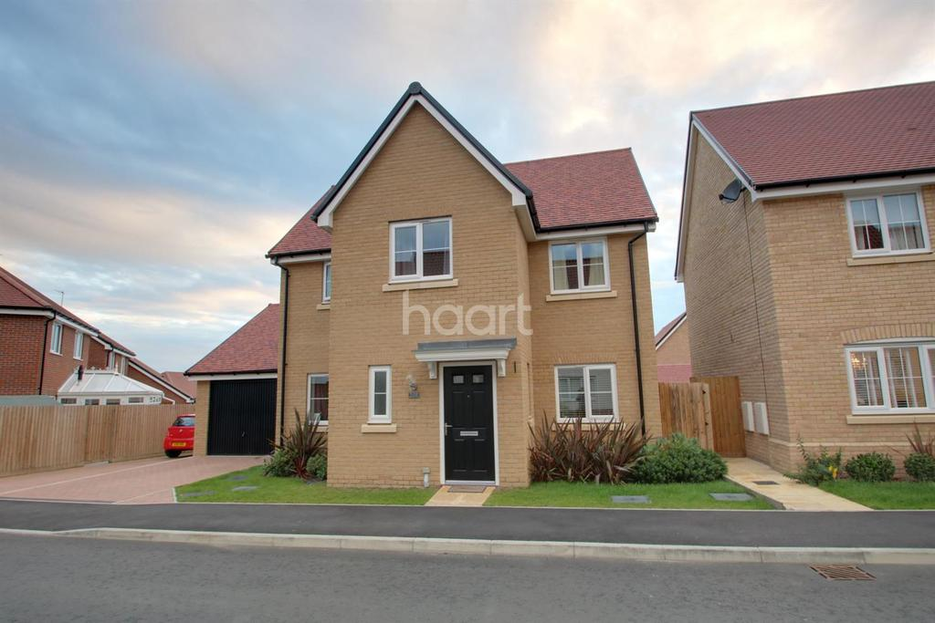 4 Bedrooms Detached House for sale in Mill Park Drive , Braintree
