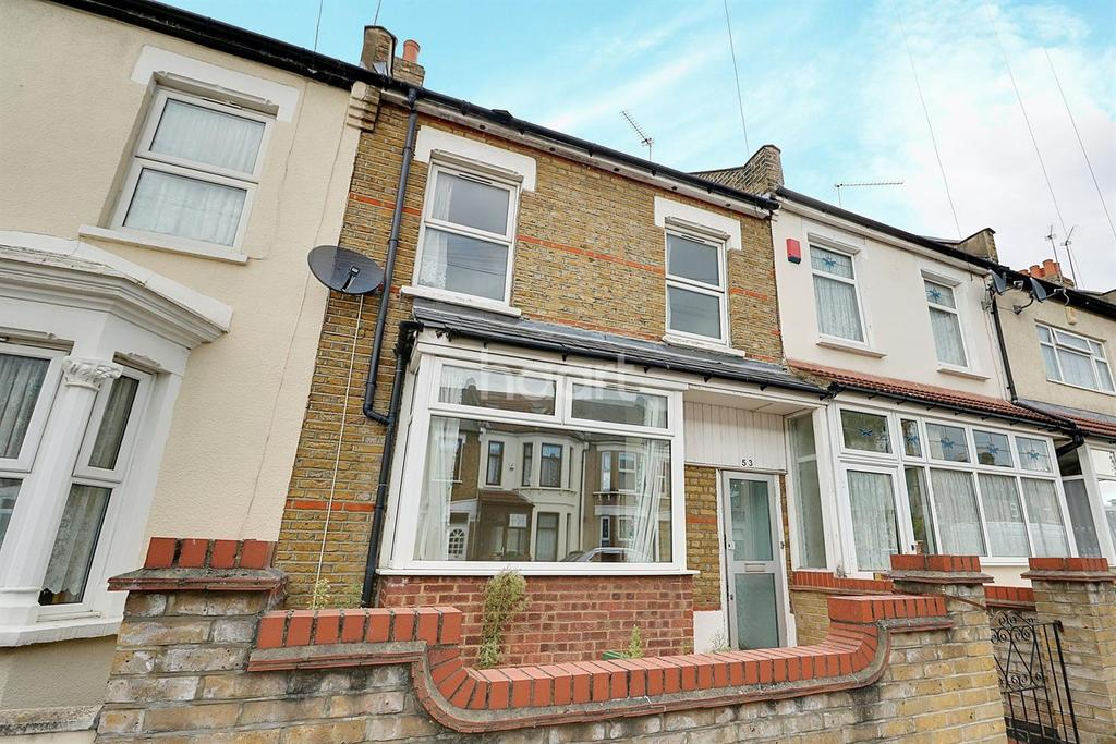 3 Bedrooms Terraced House for sale in Cromwell Road, Forest Gate
