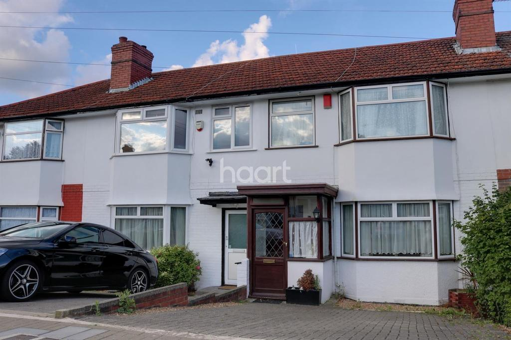 2 Bedrooms Terraced House for sale in Dale Avenue, Edgware, HA8