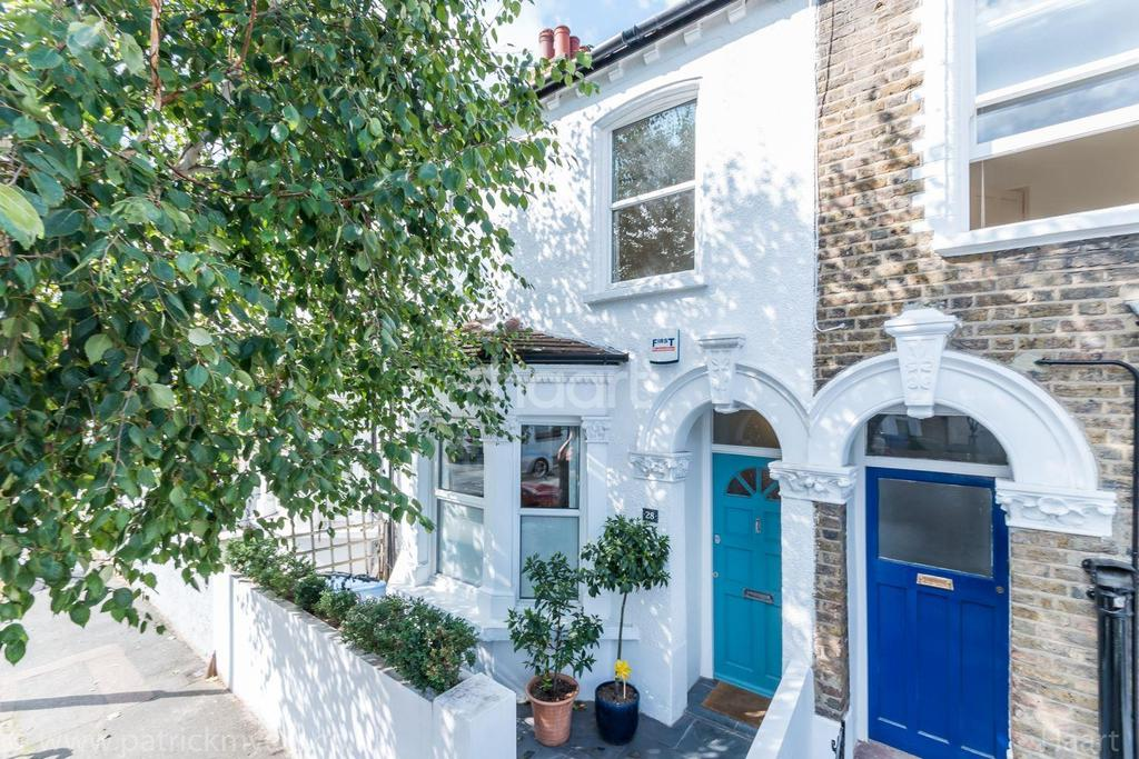 4 Bedrooms Terraced House for sale in Darrell Road, East Dulwich, London, SE22