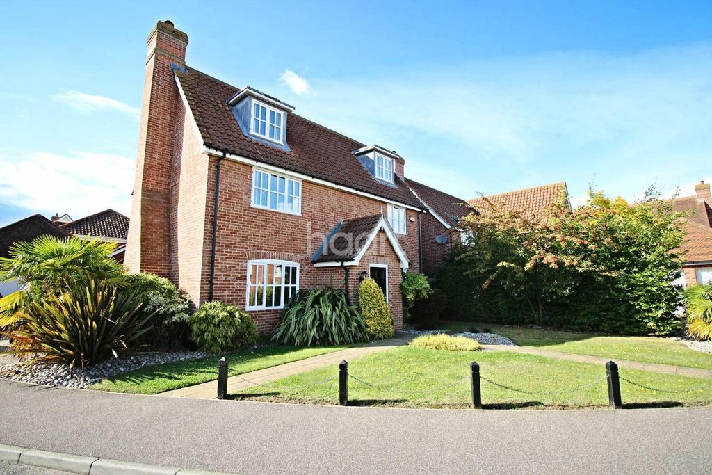 5 Bedrooms Detached House for sale in Curtis Way