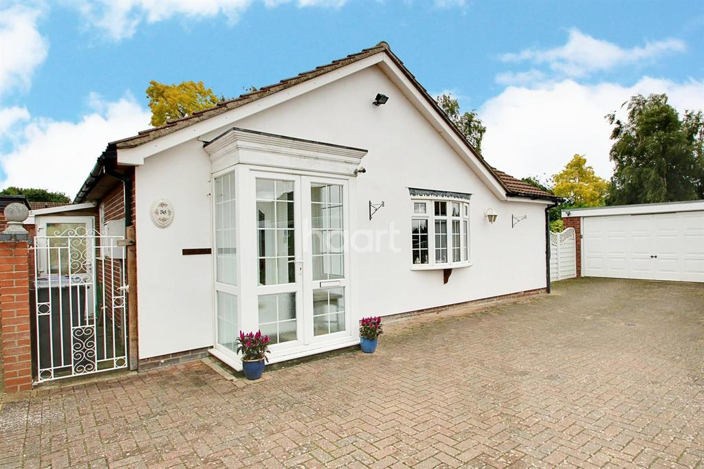 2 Bedrooms Bungalow for sale in Barton Hamlet, Great Barton