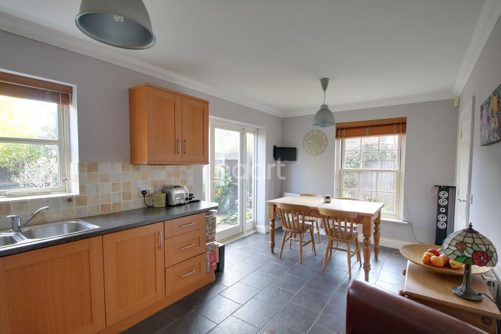 4 Bedrooms Detached House for sale in Gardeners Walk, Elmswell